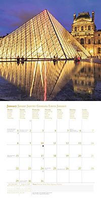 Paris, Broschürenkalender 2018 - Produktdetailbild 1