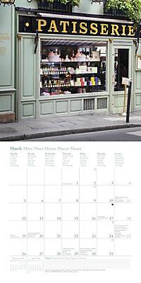 Paris, Broschürenkalender 2018 - Produktdetailbild 3
