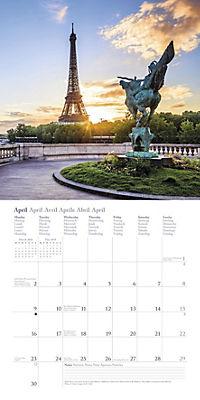 Paris, Broschürenkalender 2018 - Produktdetailbild 4