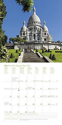 Paris, Broschürenkalender 2018 - Produktdetailbild 5
