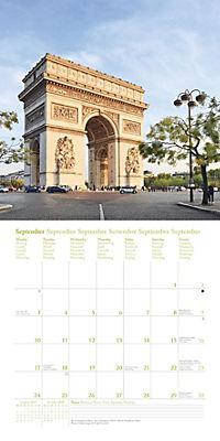 Paris, Broschürenkalender 2018 - Produktdetailbild 9