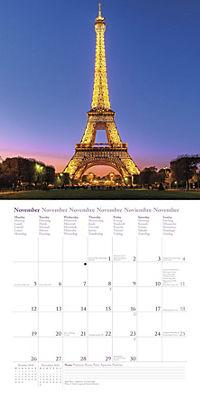 Paris, Broschürenkalender 2018 - Produktdetailbild 11