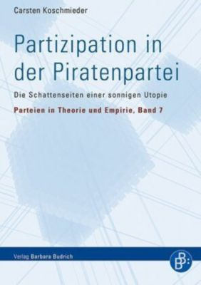 Partizipation in der Piratenpartei, Carsten Koschmieder