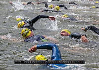 Passion Triathlon (Wandkalender 2018 DIN A3 quer) - Produktdetailbild 3