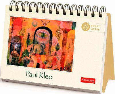 Paul Klee Geschenkbuch, Aufstellbuch