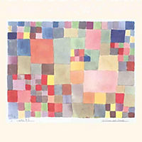 Paul Klee - Rectangular Colours 2018 - Produktdetailbild 1