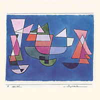 Paul Klee - Rectangular Colours 2018 - Produktdetailbild 6