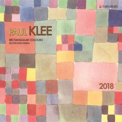 Paul Klee - Rectangular Colours 2018, Paul Klee