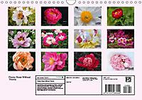 Peony Rose Without Thorns (Wall Calendar 2018 DIN A4 Landscape) - Produktdetailbild 13