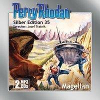 Perry Rhodan Silber Edition - Magellan (remastered), 2 MP3-CDs, William Voltz, K. H. Scheer, Clark Darlton