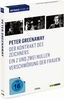 Peter Greenaway, 3 DVD Box, Peter Greenaway