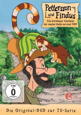 Pettersson und Findus, Die TV-Serie 2, Sven Nordqvist
