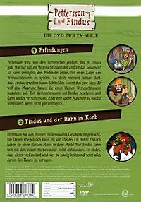 Pettersson und Findus - Kennenlern-Edition 1 - Erfindungen / Findus und der Hahn im Korb - Produktdetailbild 1
