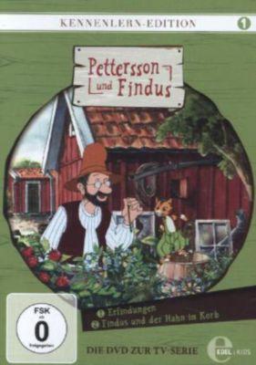 Pettersson und Findus - Kennenlern-Edition 1 - Erfindungen / Findus und der Hahn im Korb, Sven Nordqvist