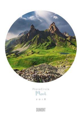 Photo-Circle Mood - Posterkalender 2018