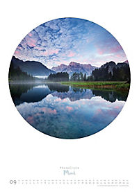 Photo-Circle Mood - Posterkalender 2018 - Produktdetailbild 9