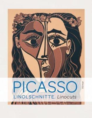 Picasso, Linolschnitte. Linocuts, dtsch. Cover, Markus Müller