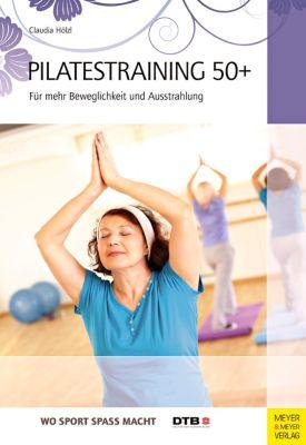 Pilatestraining 50+, Claudia Hölzl
