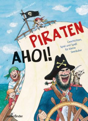 Piraten ahoi!, Dagmar Binder