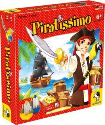 Piratissimo (Spiel), Manfred Ludwig