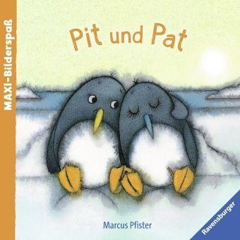 Pit und Pat, Marcus Pfister