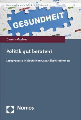 Politik gut beraten?, Dennis Maelzer
