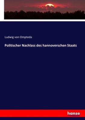 Politischer Nachlass des hannoverschen Staats, Ludwig von Ompteda