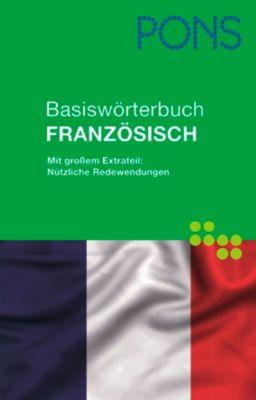 PONS Basiswörterbuch Französisch