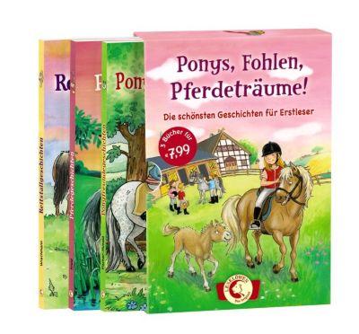 Ponys, Fohlen, Pferdeträume!, 3 Bde.