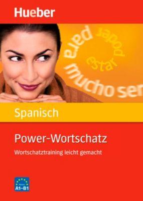 Power-Wortschatz Spanisch, José Antonio Panero, Hildegard Rudolph