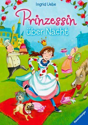 Prinzessin über Nacht, Ingrid Uebe