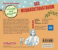 Professor Dur und die Notendetektive - Das Weihnachtsoratorium, Audio-CD - Produktdetailbild 1