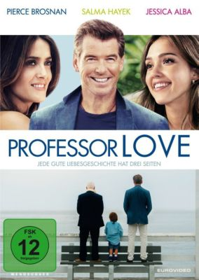 Professor Love, Pierce Brosnan, Salma Hayek