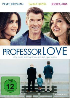 Professor Love, Pierce Brosnan, Salma Hayek