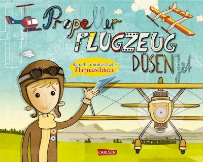 Propeller, Flugzeug, Düsenjet, Nick Arnold
