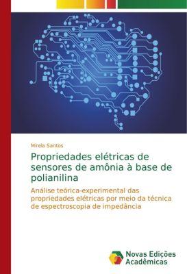 Propriedades elétricas de sensores de amônia à base de polianilina, Mirela Santos