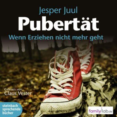 Pubertät - Wenn Erziehen nicht mehr geht, 1 MP3-CD, Jesper Juul