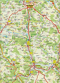 PublicPress Erlebnisführer Altmühltal, Fränkisches Seenland, Hopfenland Hallertau - Produktdetailbild 2