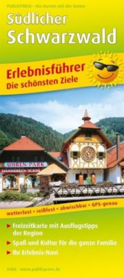PublicPress Erlebnisführer Südlicher Schwarzwald