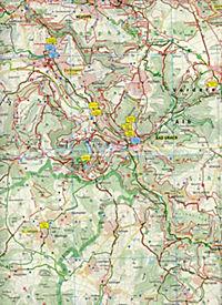 PublicPress Rad- und Wanderkarte Biosphärengebiet Schwäbische Alb, Bad Urach - Münsinger Alb - Produktdetailbild 2