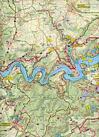 PublicPress Rad- und Wanderkarte Edersee, Nationalpark Kellerwald-Edersee - Produktdetailbild 2