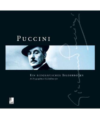 Puccini, Bildband u. 4 Audio-CDs, Detmar Huchting