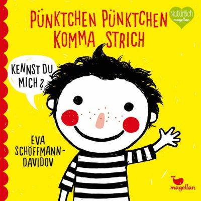 Pünktchen Pünktchen Komma Strich, Eva Schöffmann-Davidov