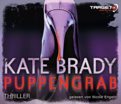Puppengrab, 6 Audio-CDs, Kate Brady