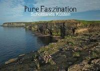 Pure Faszination - Schottlands Küsten (Tischaufsteller DIN A5 quer), Andrea Potratz
