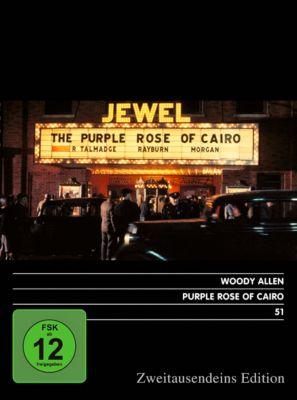 Purple Rose of Cairo, DVD