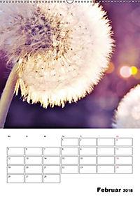 Pusteblumentraum - Dreams of Dandelion (Wandkalender 2018 DIN A2 hoch) - Produktdetailbild 2