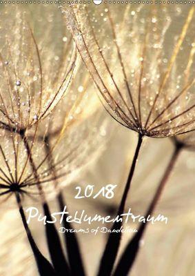 Pusteblumentraum - Dreams of Dandelion (Wandkalender 2018 DIN A2 hoch), Julia Delgado
