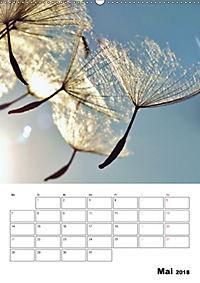 Pusteblumentraum - Dreams of Dandelion (Wandkalender 2018 DIN A2 hoch) - Produktdetailbild 5