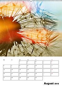 Pusteblumentraum - Dreams of Dandelion (Wandkalender 2018 DIN A2 hoch) - Produktdetailbild 8
